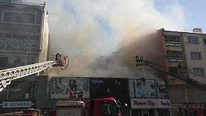 Van'daki Yangınla İlgili Görüntüler Ortaya Çıktı
