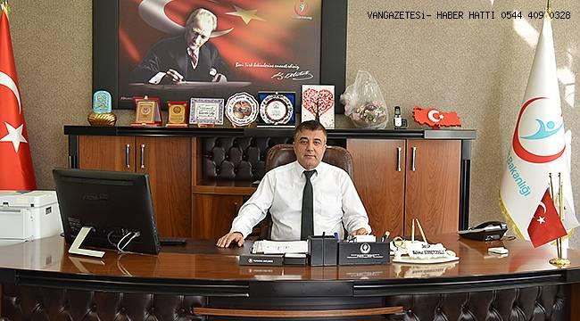 Van Özalp'ta Corona' iddiasına İl Sağlık Müdürlüğü'nden açıklama