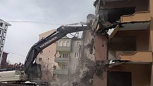 Vanhaber - Van'da bina yıkıldı ve o görüntüler yürekleri parçaladı