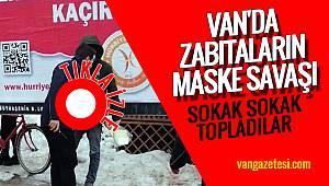 Vanhaber - VAN'DA ZABITALARIN MASKE SAVAŞI - Videolu Haber