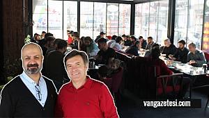 Vanhaber - 'VAN SPOR'U FARUK GÜLLÜOĞLU'NDA AĞIRLADI
