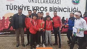 VANLI ATLETLER OSMANİYE'DEN TÜRKİYE İKİNCİLİĞİ İLE DÖNDÜLER - Vanhaber