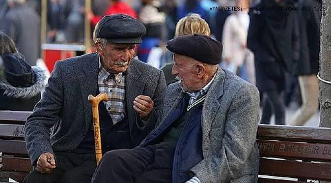 65 Yaş üzeri vatandaşlara sokağa çıkma yasağı!