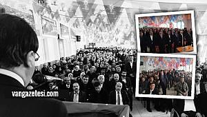 AK Parti Muradiye İlçe Kongresini yaptı