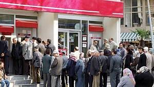 Bankalardan emeklilere 'koronavirüs' uyarısı