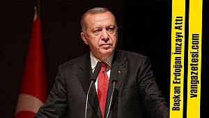 Cumhurbaşkanı İmzaladı - Van'da ve Türkiye'de binlerce kişi sınavsız alınacak