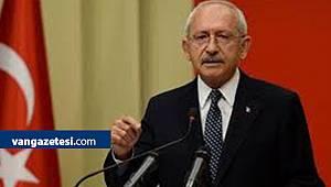 Kılıçdaroğlu Erdoğan'a Sert Sözlerle Seslendi-vanhaber