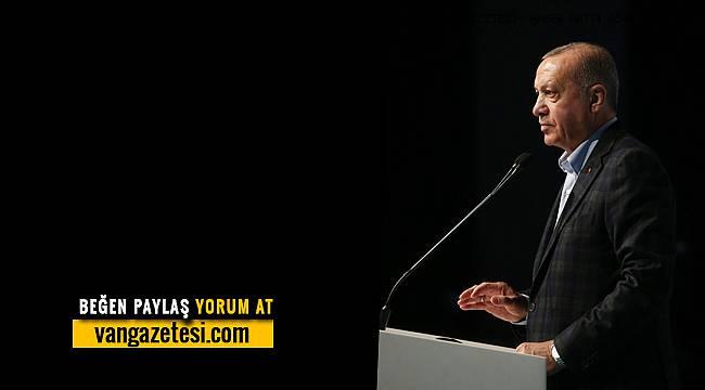 Cumhurbaşkanı Recep Tayip Erdoğan Açıklama yapacak? Cumhurbaşkanı Erdoğan'dan flaş açıklama! Erdoğan van esnafı için ne dedi?