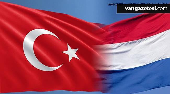 TÜRKİYE'DEN HOLLANDA'YA KAPILAR AÇILIYOR
