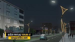 Van'a yakışır bir proje daha - Van'ın 3. prestij caddesi yapılıyor Van haber