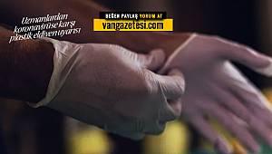 Van'da korunmak için plastik eldiven takanlar bu habere dikkat! Koronavirüs size…