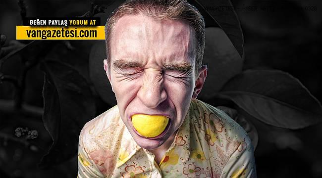 Van'da limon fiyatları uçtu - İşte detaylar...