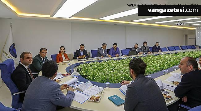 VAN'DA PROJE HEDEFLERİ