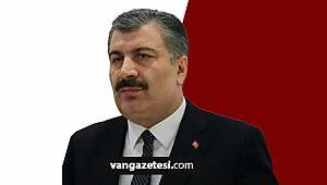 Van Haber - Bakan Açıkladı! Türkiye'de Coronavirüs için flaş açıklama! Okullar tatil edilecek mi?