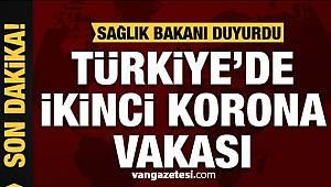 Van haber – Türkiye'de Bir Koronavirüsü Vakası Daha – Hangi ilde çıktı?