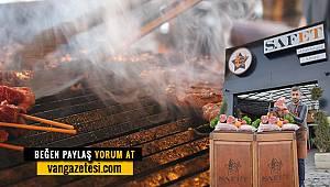 Van'ın lüks ve en çok sevilen mekanı Safet Steakhouse & Kasap