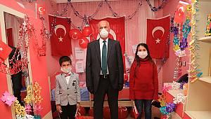 Başkan Akman, Çocukları Unutmadı