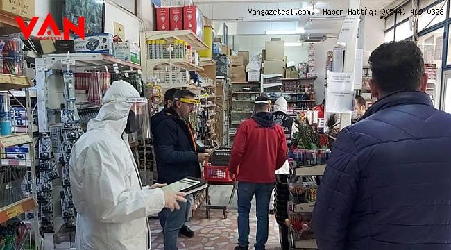 Bu Ayda Van'da Fahiş fiyat satan fırsatçılara büyük ceza