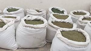 Diyarbakır'da Operasyon! 158 kg esrar ele geçirildi