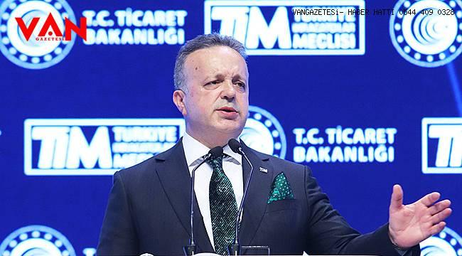 """İsmail Gülle, """"Türkiye 13 milyar 426 milyon dolar oldu"""""""