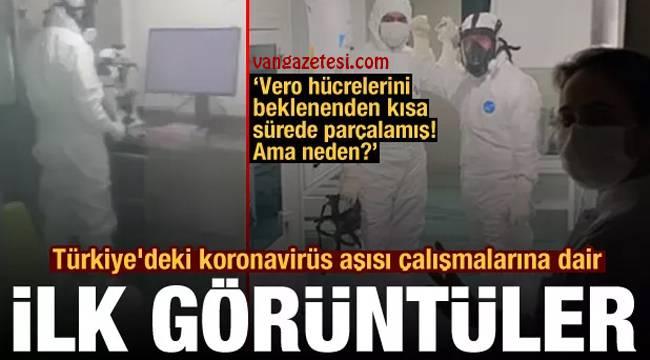 Türkiye'deki koronavirüs aşısında flaş gelişme! O görüntüler böyle kaydedildi