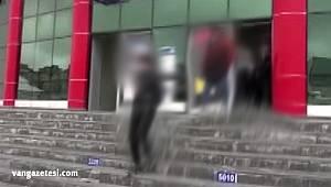 Van Hacıbekir Mahallesinde 5 kişi tutuklandı