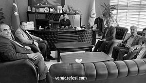 Van Memur-Sen'den Van il sağlık müdürlüğüne tıbbi destek - Vanhaber