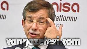 Ahmet Davut oğlu İstedikleri Gibi Bir Başbakan olmadım