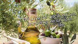 Bu firma Zeytinyağı satışında rekor kırıyor… - Ayazbey