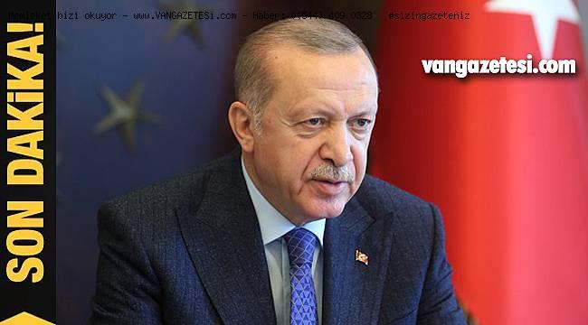 Cumhurbaşkanı Erdoğan'dan Flaş açıklama! – Kısıtlamalar hakkında