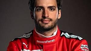 Ferrari, Carlos Sainz iki yıllık sözleşme imzaladı - Carlos Sainz resmen Ferraride