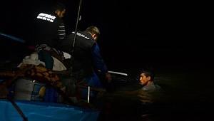 Lüx cip denize uçtu – Korkunun eşindeki adam…