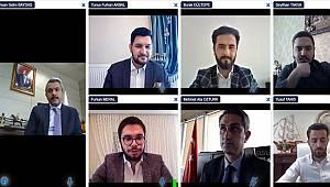 MÜSİAD'lı Gençler, Bakan Yardımcısı ile dijital sohbette buluştu