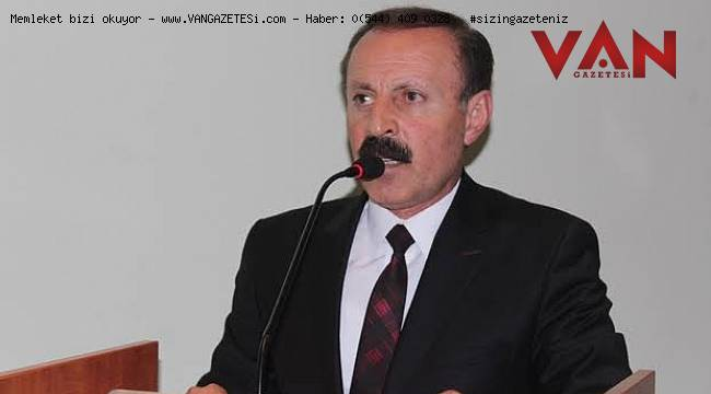 Servet Yenitürk: Vanspor 13 Milyon TL Borçlu