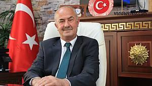 Tuşba Belediye başkanı Salih Akman'dan 1 Mayıs Mesajı