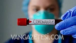 Van'da 1 sağlık çalışanı koronavirüse yakalandı – İşte detaylar