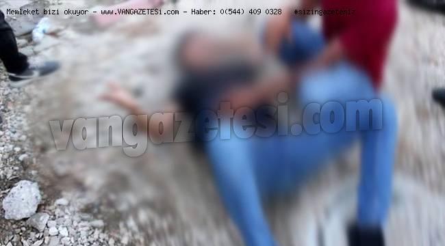 Van'da bıçaklı kavga ile ilgili detaylar ortaya çıktı - Önce kavga edildi, sonra ceza kesildi