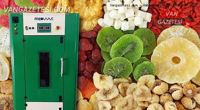 Van'da bir ilk! Yaz kış Meyve kurutma makinesi nasıl alınır? Evde nasıl kullanılır?