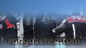 Van'da yasağa uymayanlara büyük cezalar yağdı - 1.075.860,00 TL para cezası