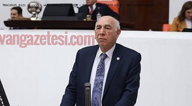 Van Milletvekili İrfan Kartal'dan Kadir gecesi mesajı
