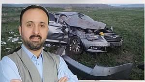 Van Sofi baba işletme sahibi trafik kazasında hayatını kaybetti
