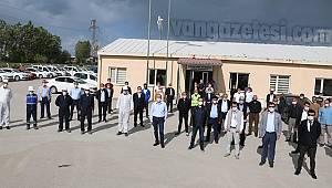 VASKİ Genel müdürü Kaplan, Personelleri unutmadı