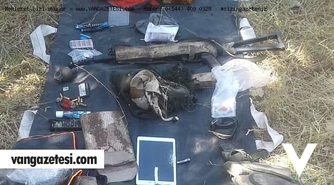 2 teröristin etkisiz hale getirildi - Operasyonda ele geçirilenler şok etti