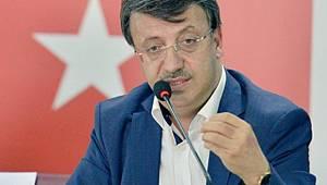 AK PARTİ VAN İL BAŞKANI TÜRKMENOĞLU'NDAN BASIN AÇIKLAMASI - HAİN SALDIRIYI...