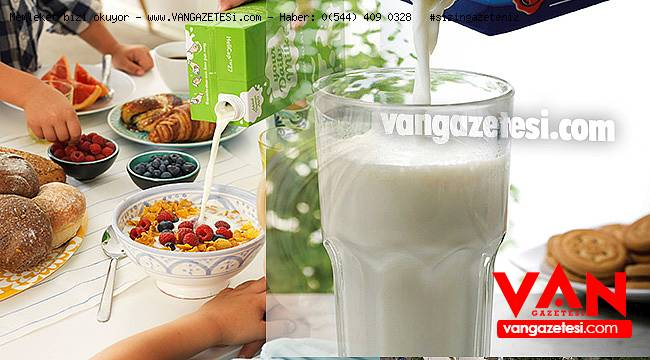 Güvenli süt tüketiminiz için 11 neden