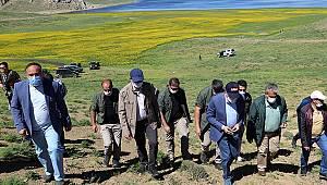 """""""KEŞİŞ GÖLÜ YAYLASI TURİZME KAZANDIRILMALI"""