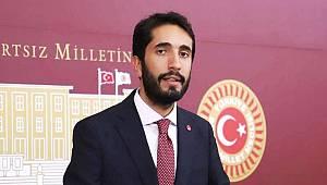 Konya Milletvekili Van'ın sorunlarını Tarım ve Orman Bakanlığına sordu