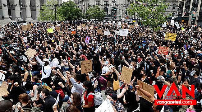 New York Protescuları Durmuyor