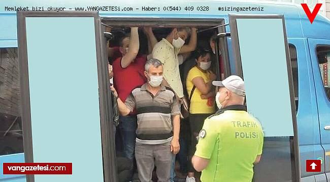 Türkiye'de ikinci korona vürüs dalgası başladı - Van'da vakalar arttı