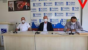 Tuşba'dan Çataktaki Saldırıya Kınama